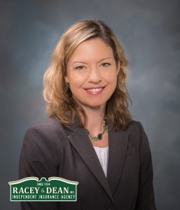 Kelly C. Dean, President and Insurance Agent at Racey & Dean Inc.